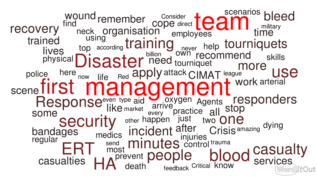 Incident response, a duty of care?