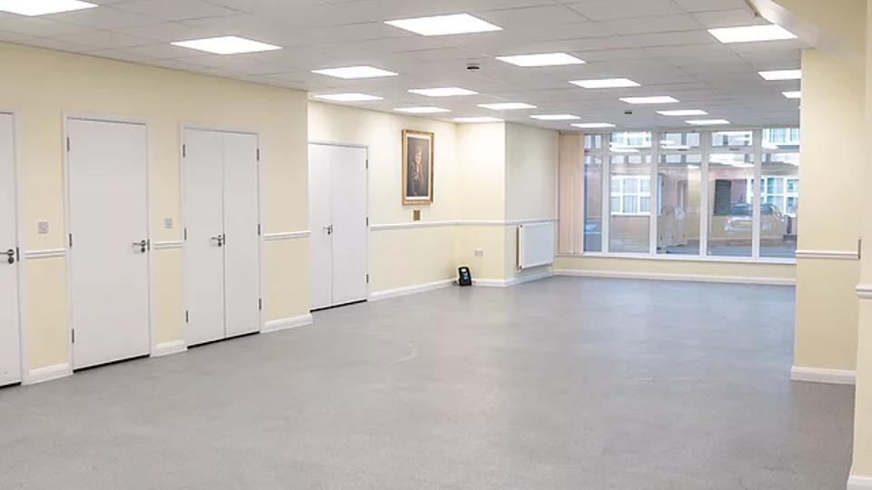 Kate Fassnidge Community Centre interior